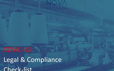 Legal & Compliance Check-list para empresas | COVID-19